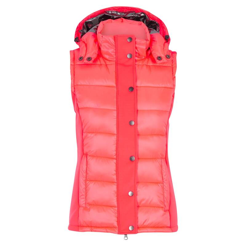 Imperial riding hottest bodywarmer hot pink