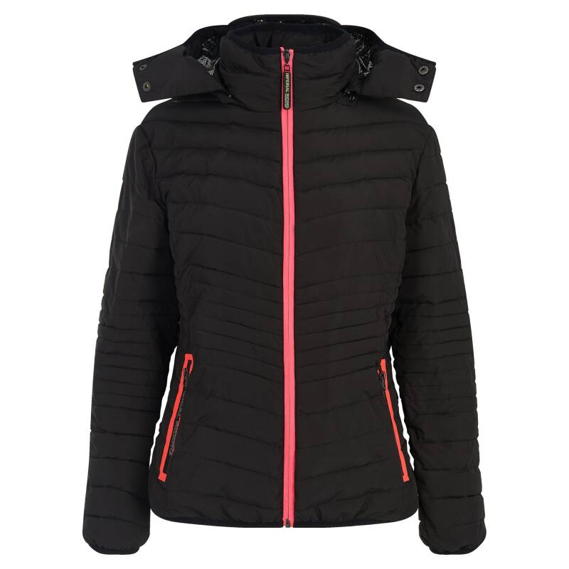 Imperial riding hip jacket out of the box black