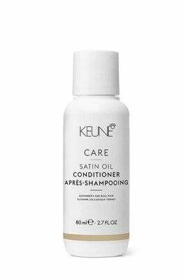 Keune Care Satin Oil Conditioner 80 ml.