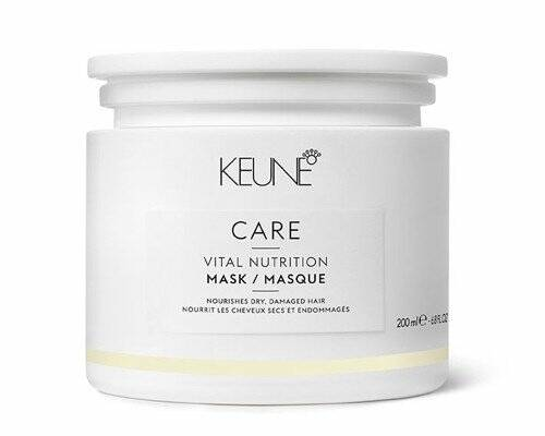 Keune Care Vital Nutrition Mask 200 ml.