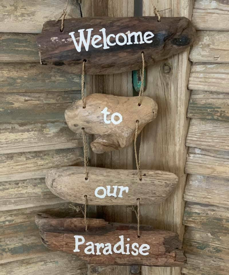 Welcome to our Paradise