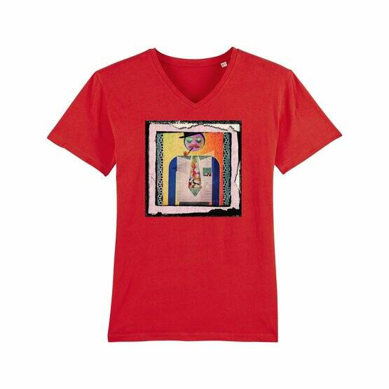 El Chico - Men T-Shirt V-Neck
