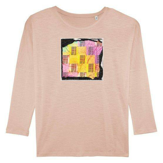 Downstairs - Women T-Shirt Long Sleeves