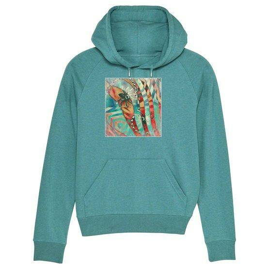 Face of Nature - Women Hoodie