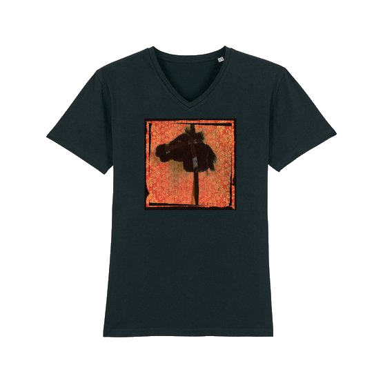 Hobby Horse - Men T-Shirt V-Neck