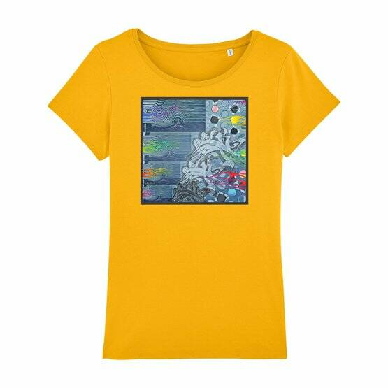 Face of Nature - Women T-Shirt Round Neck