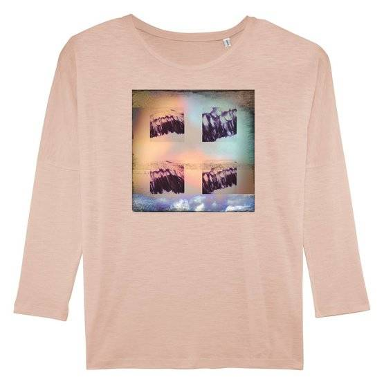 Wings of Nature - Women T-Shirt Long Sleeves