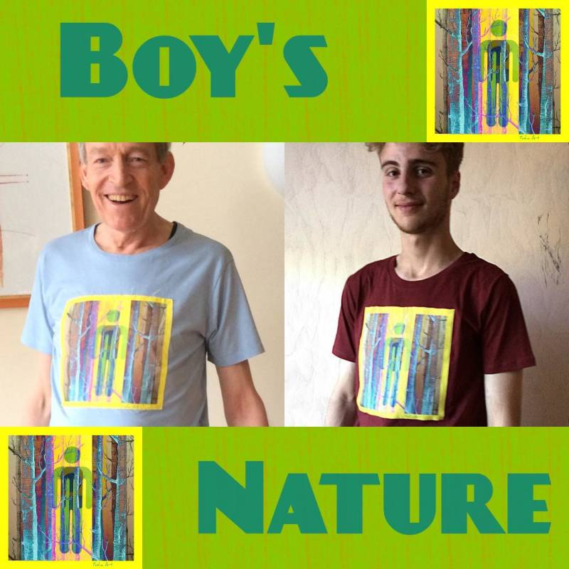 Boy's Nature (Hand crafted)