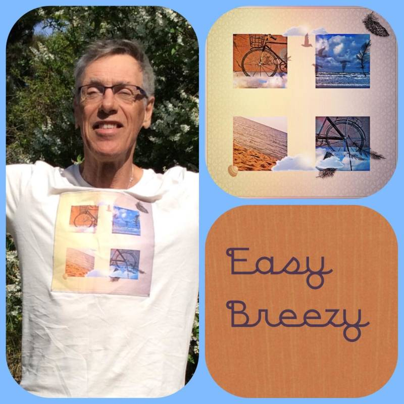 Easy Breezy (Hand crafted)