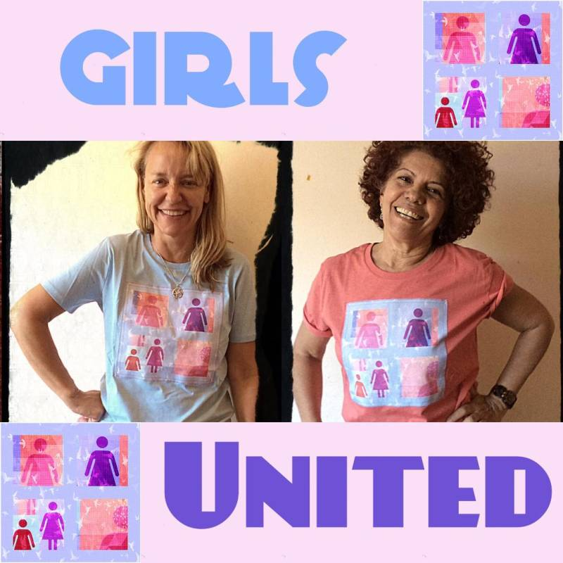 Girls United (Hand crafted)