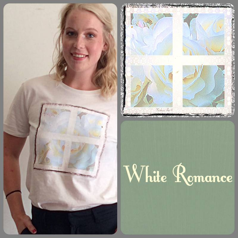 White Romance (Hand crafted)
