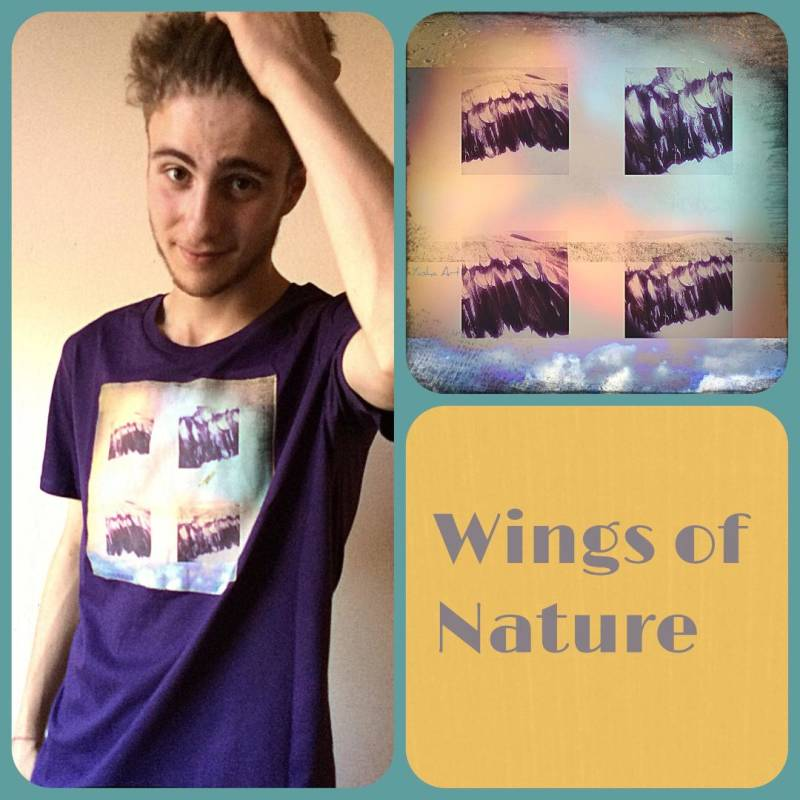 Wings of Nature (Hand crafted)