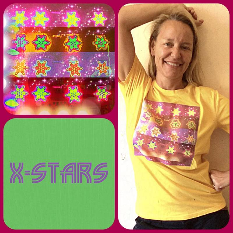 X-Stars (Hand crafted)
