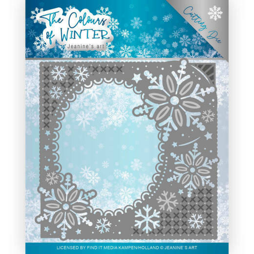 JAD10108 The colours of winter - Winter Frame