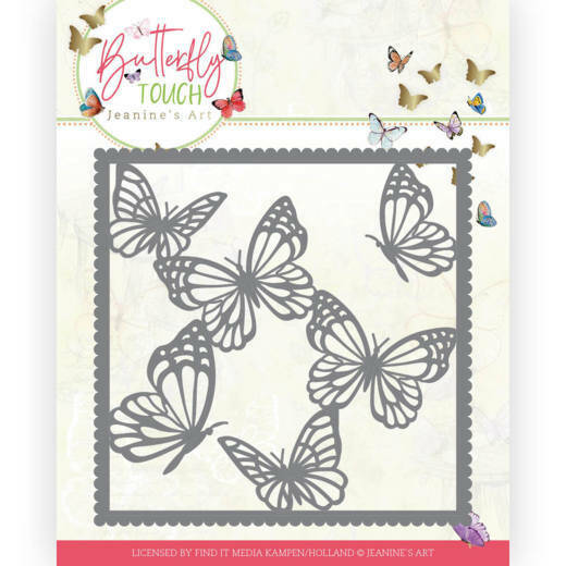 JAD10118 Butterfly Touch - Butterfly Frame