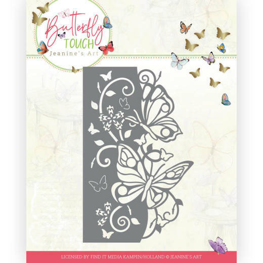 JAD10119 Butterfly Touch - Butterfly Edge
