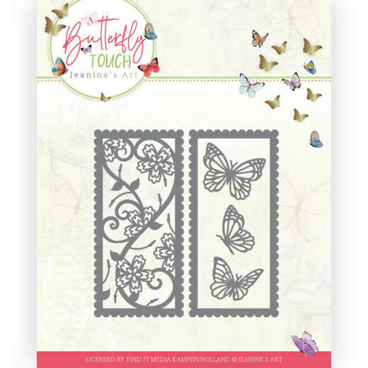 JAD10123 Butterfly Touch - Butterfly mix and match