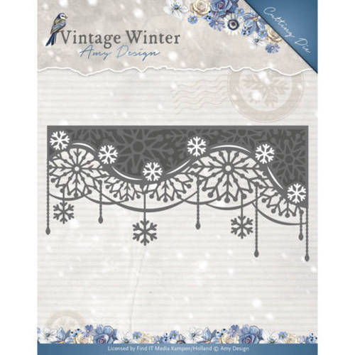 ADD10126 Snowflake swirl edge