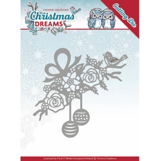 YCD10145 Bauble ornament