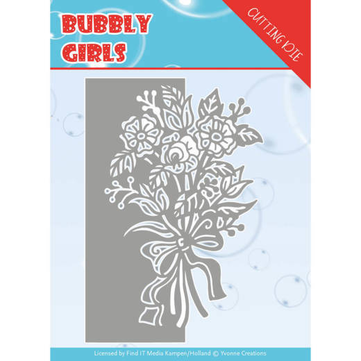 YCD10168 Bouquet - Bubbly girls