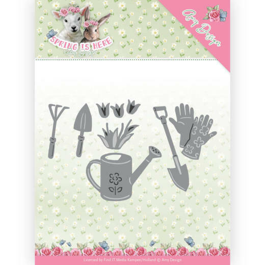 ADD10170 Spring is Here - Garden Tools