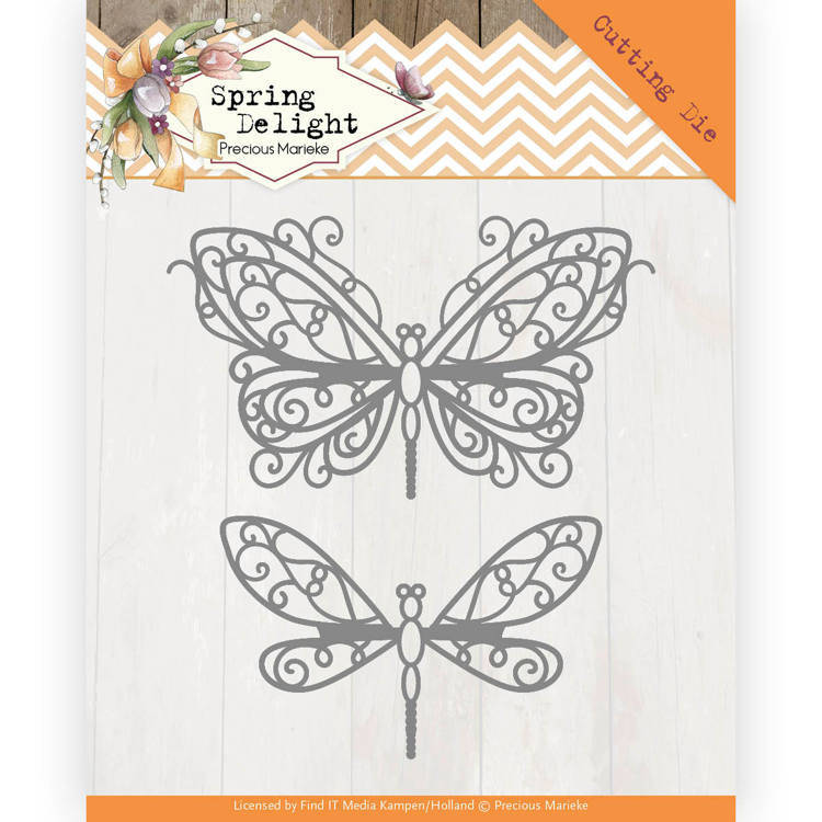 PM10171 Spring Butterfly - Spring Delight