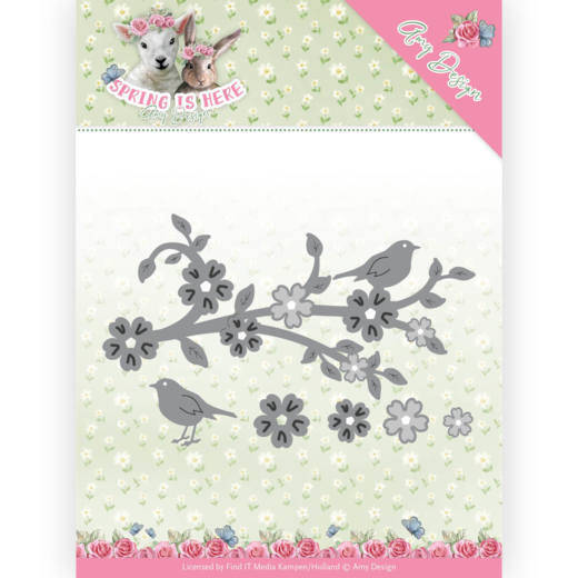 ADD10171 Blossom branche - Spring is here