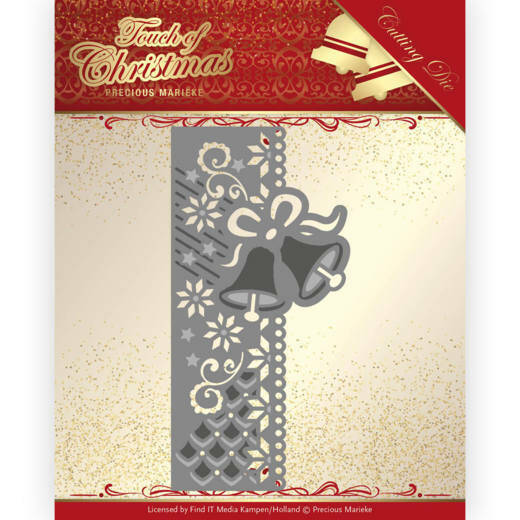 PM10184 Touch of Christmas - Christmas Bells Border