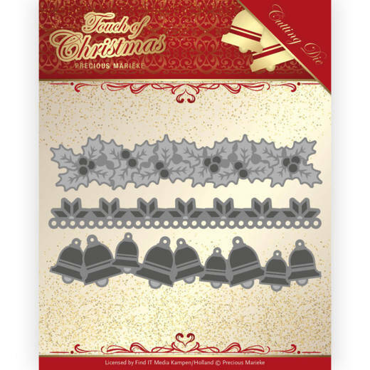 PM10186 Touch of Christmas - Christmas Borders