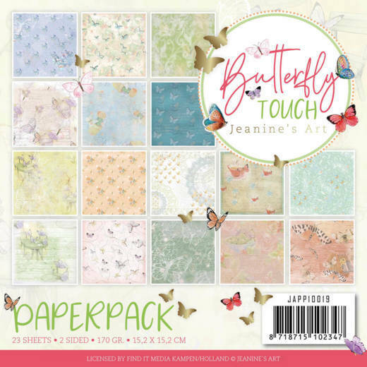 JAPP10019 Butterfly Touch