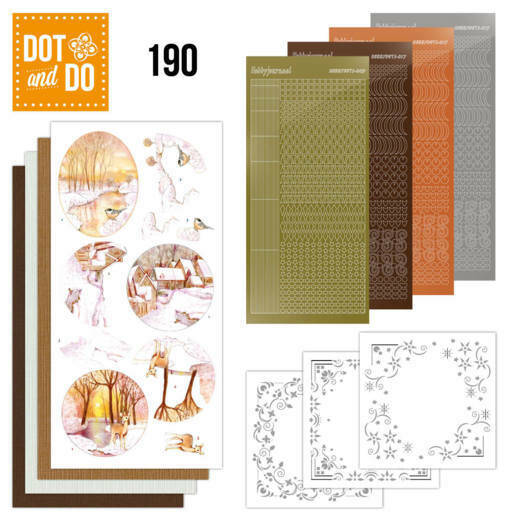 DODO190 Yellow Forest