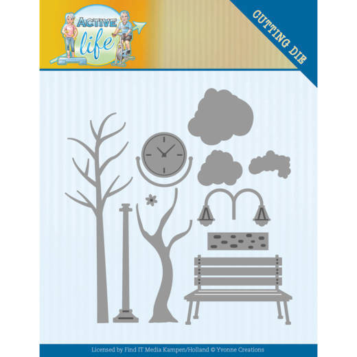 YCD10193 Park Scenery - Active Life