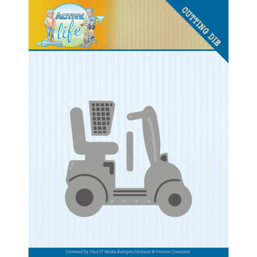 YCD10196  Mobility Scoote - rActive Life