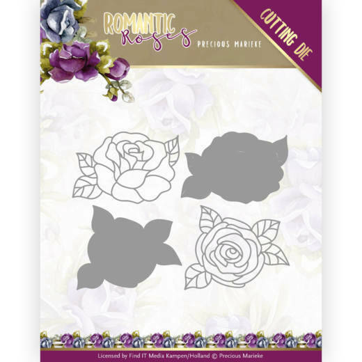PM10198 Romantic Roses - All Kind of Roses