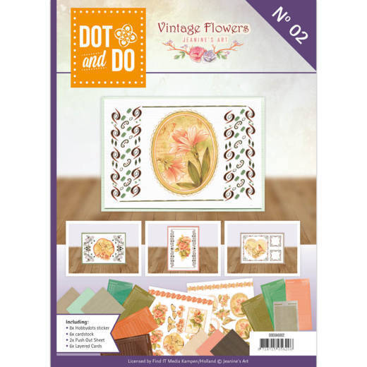 DODOA6002 Dot & Do boek 2