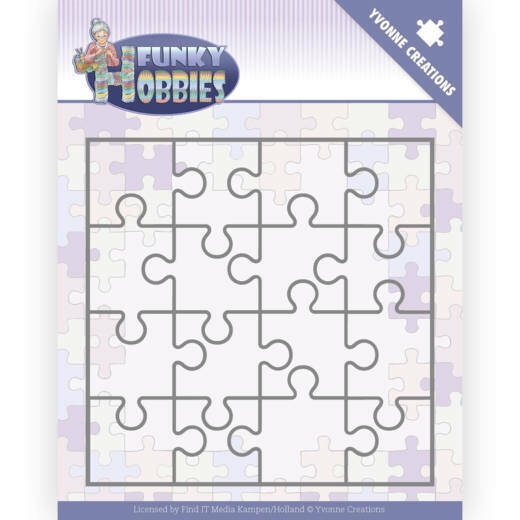 YCD10226 Funky Hobbies - Puzzle