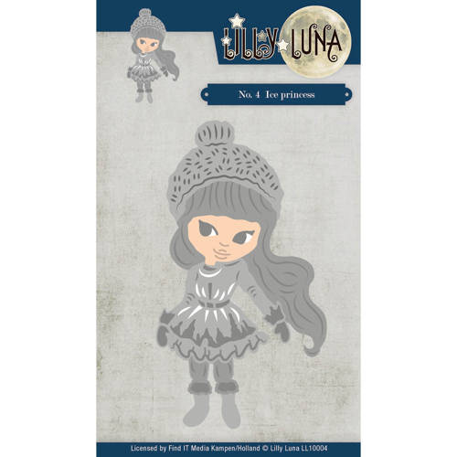 LL10004 Ice Princess - Lilly Luna