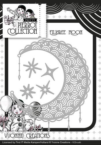 YCD10081 Filigree Moon