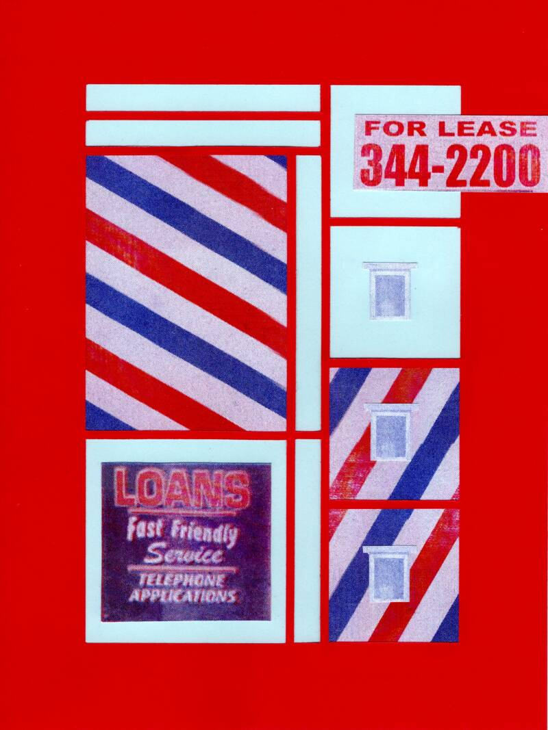USA series - collage - Loans