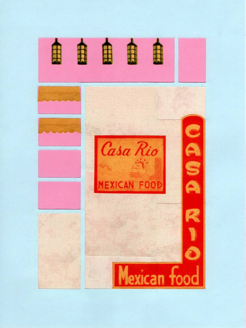 USA series - collage - Casa Rio