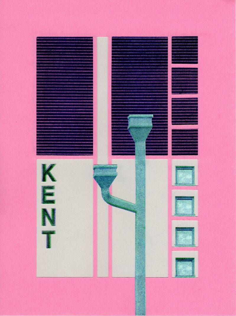 USA series - collage - Kent