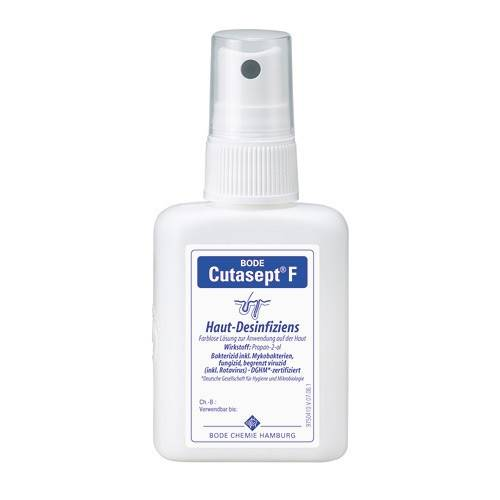 Desinfectie spray, 50ml, cutasept