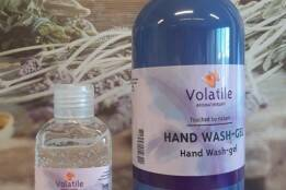 Desinfectie handwash gel 125 ml
