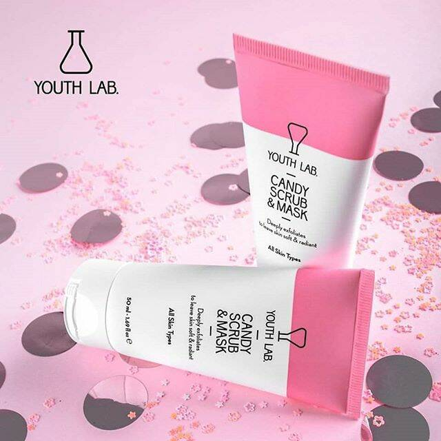 Candy Scrub & Mask 50ml