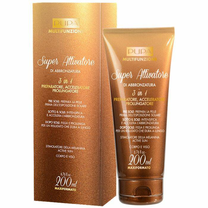 Multifunction Super Tan Activator