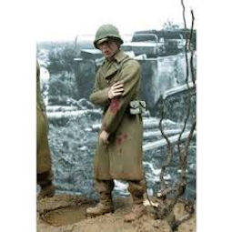 US Soldier Wounded Mk35 F124