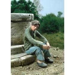 Young Man Seated MK35 F185