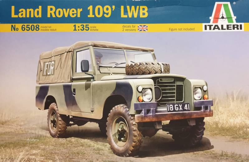 Land Rover 109' LWB IT6508