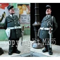 """The Policeman """"Georges"""" MK35 F231"""