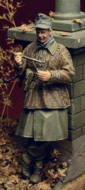 Waffen SS Soldier D-DAY 35025